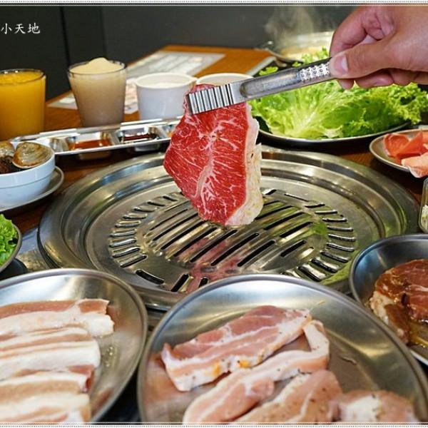 台中市 餐飲 韓式料理 阿豬媽韓式烤肉中友店