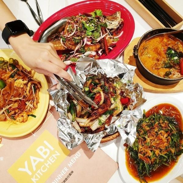 台北市 餐飲 多國料理 南洋料理 YABI微風南山店