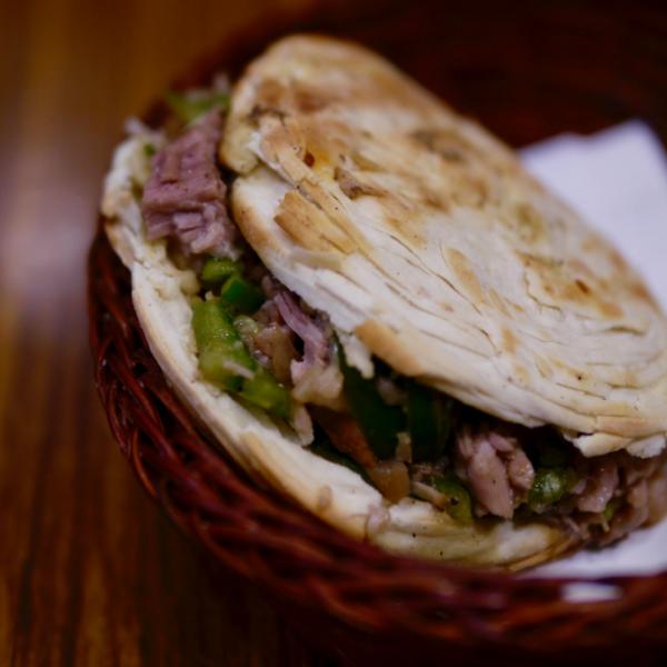 新竹市 餐飲 中式料理 大鼓肉夾饃