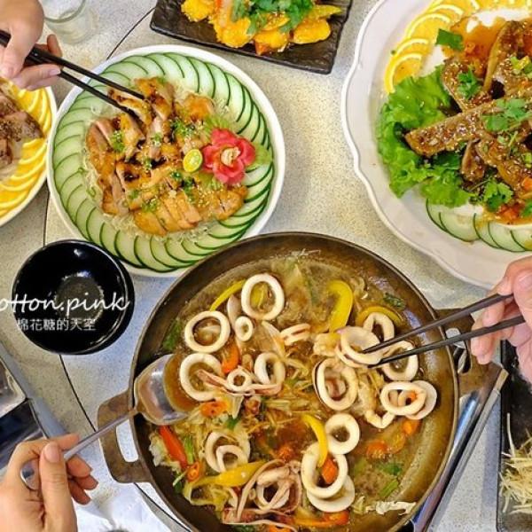 台中市 餐飲 中式料理 酒拾食堂