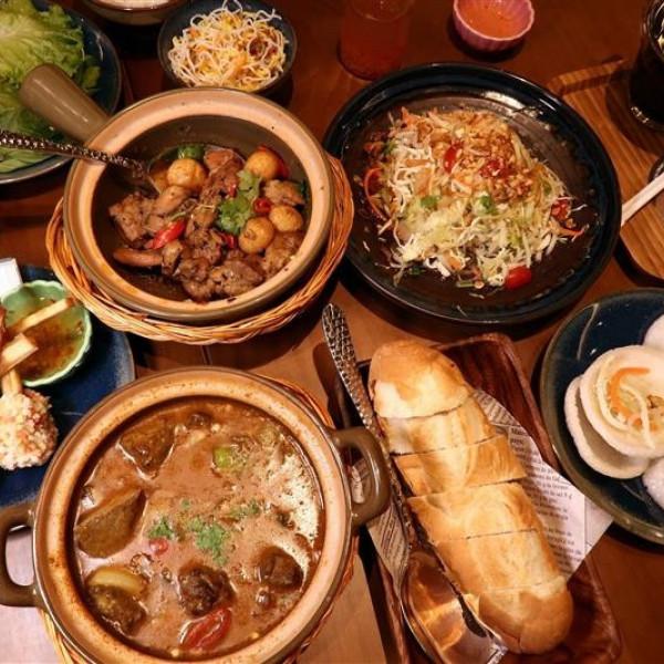 新北市 餐飲 多國料理 其他 沐越新店民權店