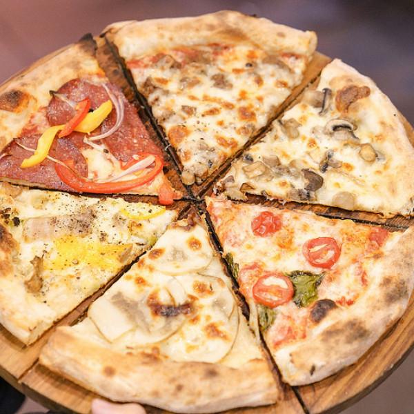 台北市 餐飲 義式料理 比薩幫 pizza guild