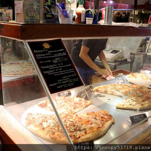 台中市 美食 餐廳 異國料理 墨西哥料理 怪獸披薩 Monster Pizza (Slice N' Dice)