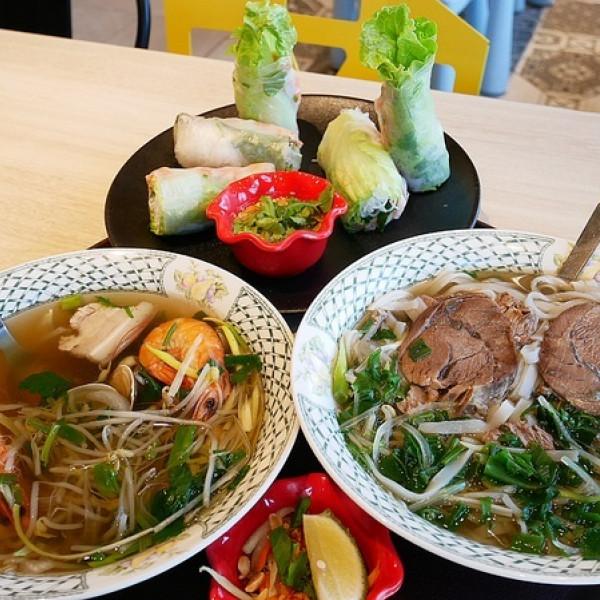 台中市 餐飲 多國料理 其他 Phowong 旺旺美越河粉