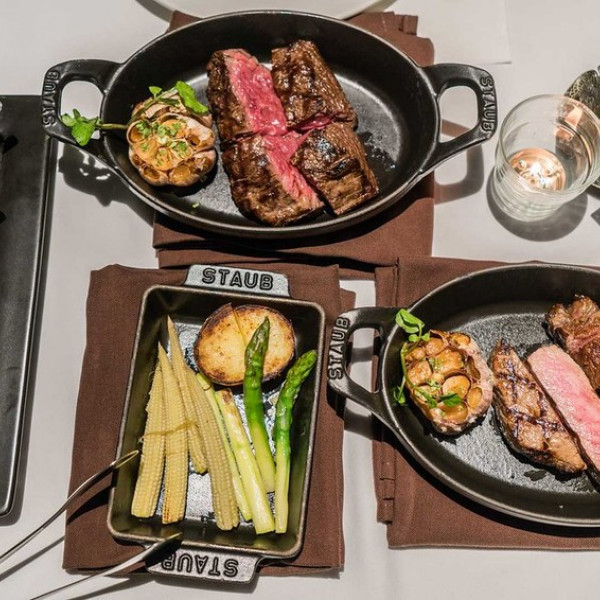 台北市 餐飲 多國料理 其他 No.168 Prime Steak House敦化館