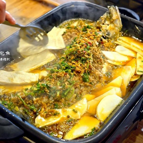 新竹市 餐飲 中式料理 天府之國紙包魚