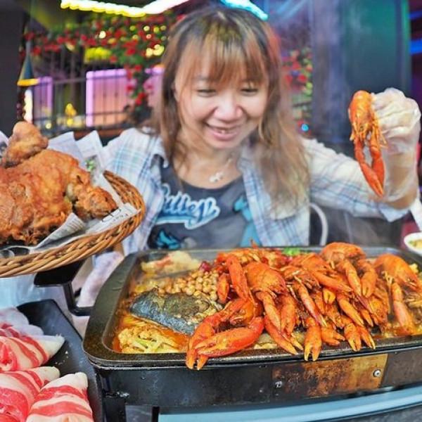 台中市 美食 餐廳 中式料理 川菜 水貨碳火烤魚(大里店)