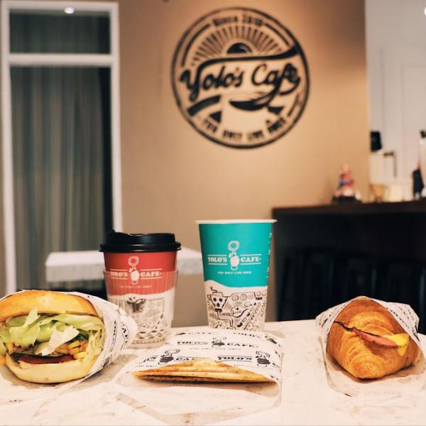 新北市 餐飲 茶館 YOLO'S CAFE新莊後港店