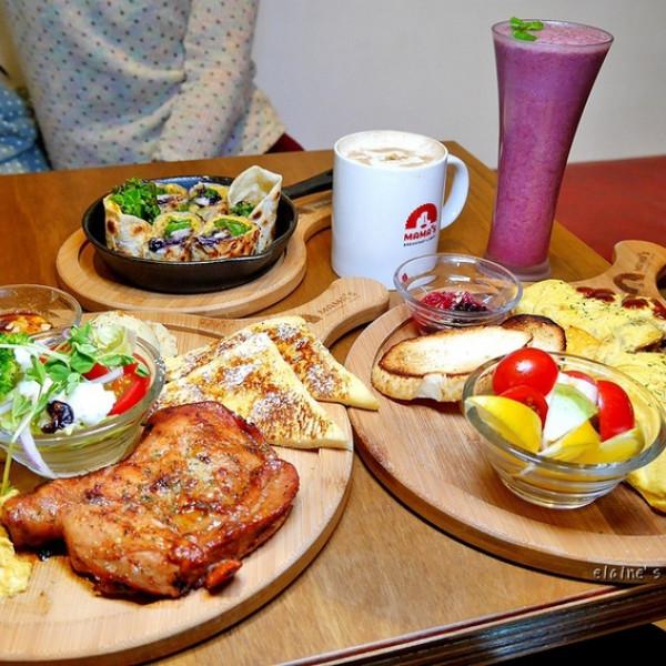 台北市 餐飲 早.午餐、宵夜 早午餐 MaMa's 鐵鍋早午餐