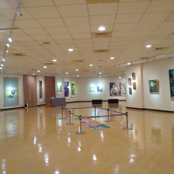 桃園市 觀光 休閒娛樂場所 中壢藝術館