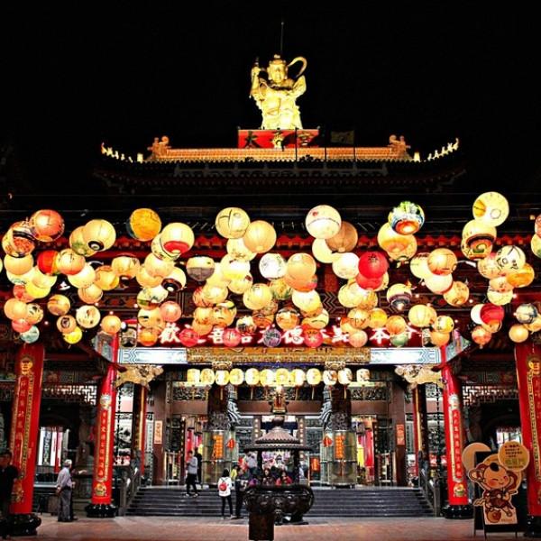 台南市 觀光 觀光景點 新營太子宮