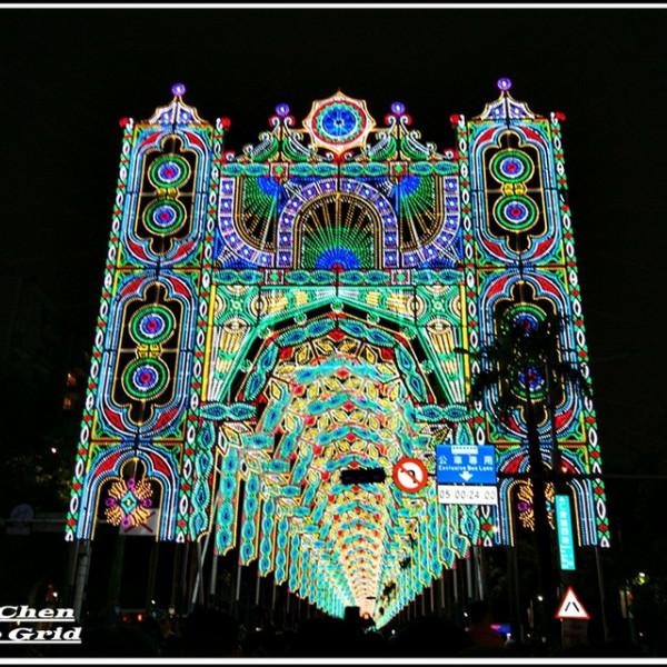 台北市 觀光 觀光景點 2019台北光之響宴-Luminarie