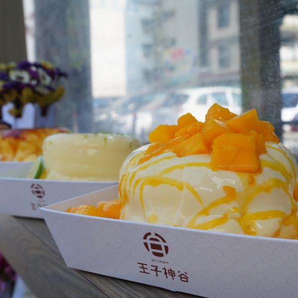 台中市 餐飲 飲料‧甜點 甜點 王子神谷-台中一中店