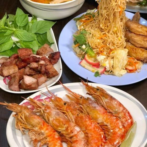 台中市 餐飲 台式料理 米噹泰式碳烤台中店