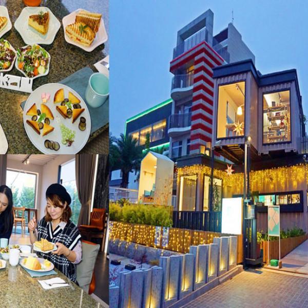 台中市 餐飲 咖啡館 米石里概念館
