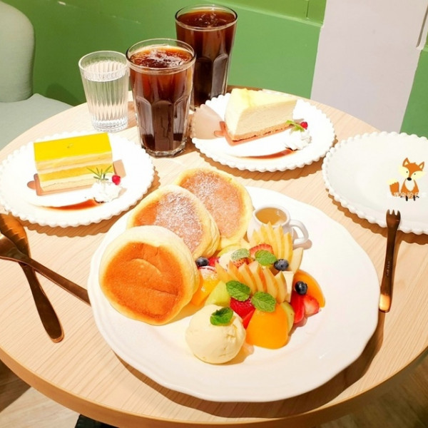 台中市 餐飲 咖啡館 翻轉甜點