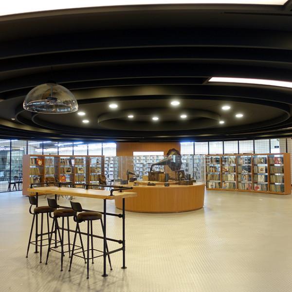 新北市 觀光 博物館‧藝文展覽 新北市立圖書館三重南區分館