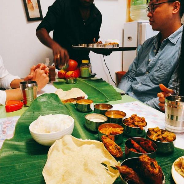 台北市 餐飲 多國料理 印度料理 清奈媽媽印度廚房