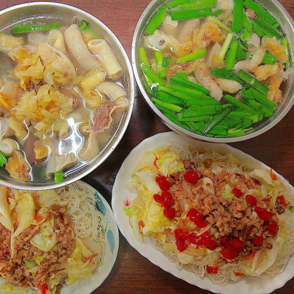 台南市 餐飲 台式料理 蔡家豬血湯