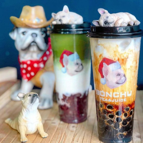 桃園市 餐飲 飲料‧甜點 甜點 BONCHu創意鮮果茶飲