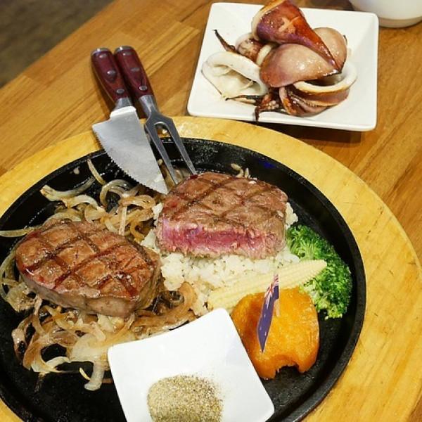 台中市 餐飲 牛排館 史堤克先生牛排大里店