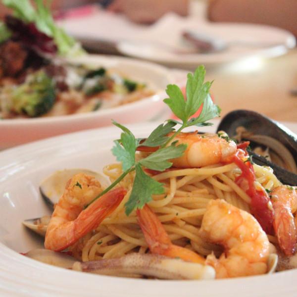 台中市 美食 餐廳 異國料理 義式料理 月光兔天堂小店