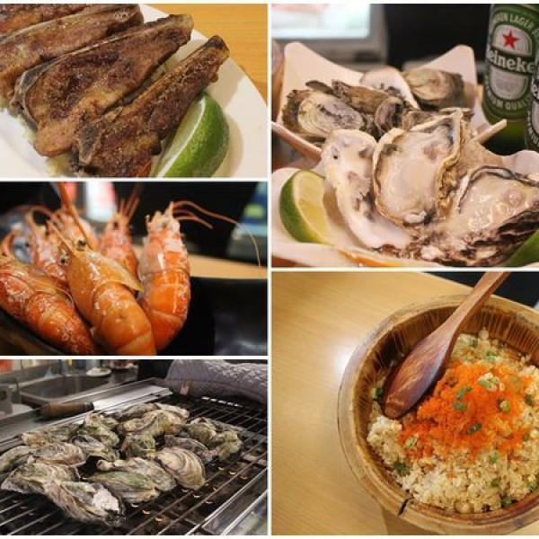 高雄市 餐飲 燒烤‧鐵板燒 其他 雄出沒生蠔餐酒館--愛河店