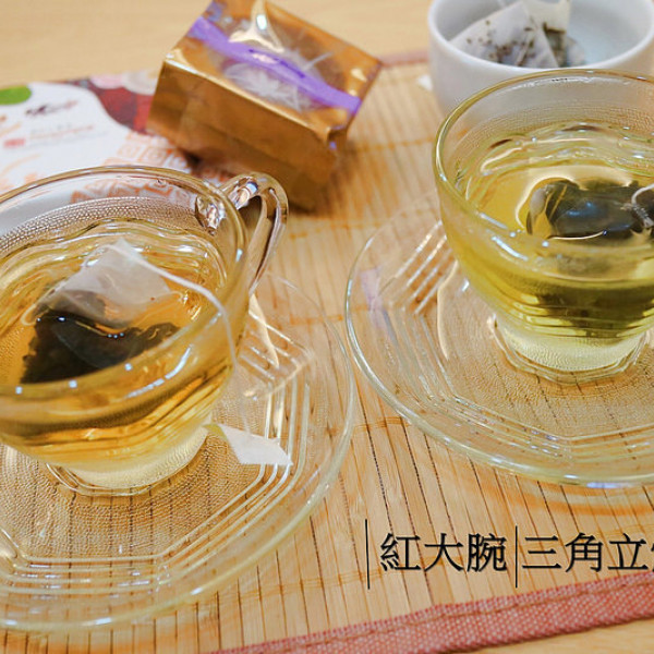 台中市 餐飲 茶館 【宅配】紅大腕 三角立體茶包 辦公室茶包 宅配茶葉