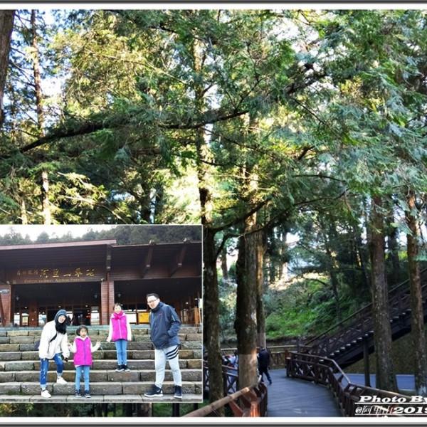 嘉義縣 觀光 觀光景點 阿里山國家森林遊樂區