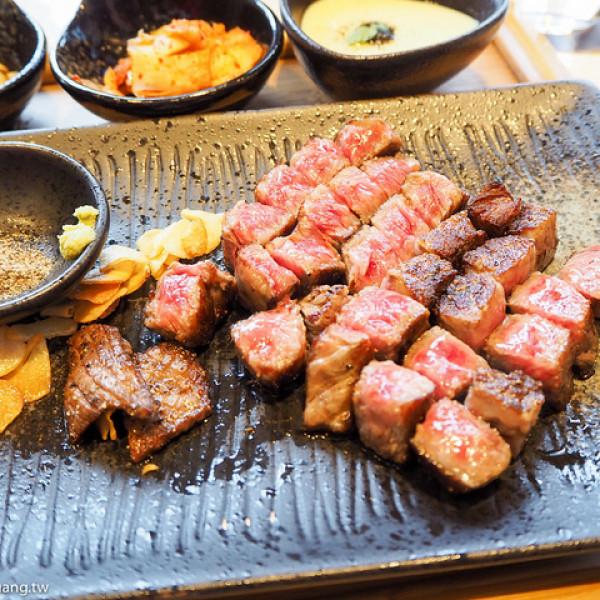 台北市 美食 餐廳 餐廳燒烤 鐵板燒 犇牛肉食堂