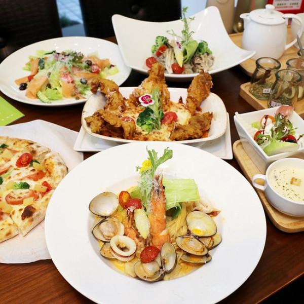 台中市 餐飲 義式料理 路義思小館