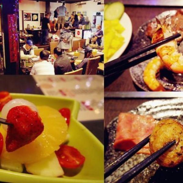 台北市 餐飲 燒烤‧鐵板燒 燒肉燒烤 天母天照日式炭火燒肉食堂