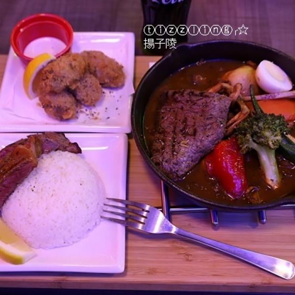 台北市 餐飲 多國料理 其他 銀兔湯咖哩西門店