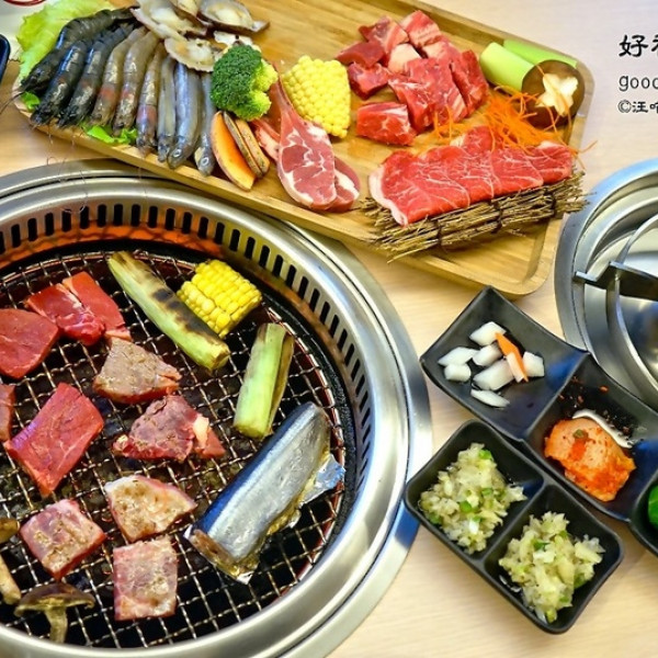 台北市 餐飲 燒烤‧鐵板燒 燒肉燒烤 好神燒肉-goodgodyakiniku