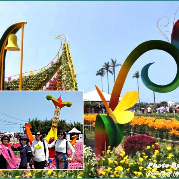 桃園市 休閒旅遊 景點 觀光農場 2019桃園彩色海芋季