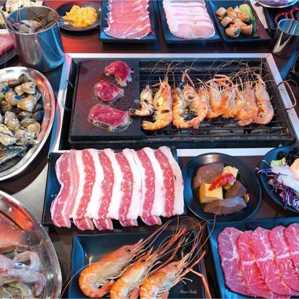 高雄市 餐飲 吃到飽 進吉泰國蝦海鮮炭烤吃到飽