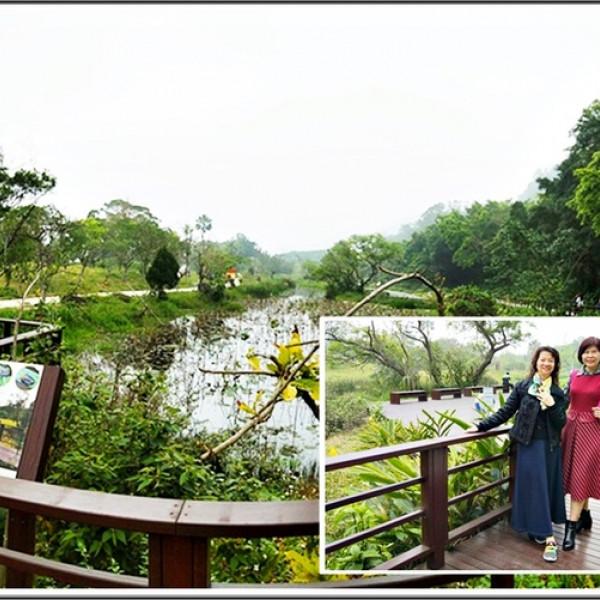 桃園市 觀光 觀光景點 大漢溪山豬湖生態親水園區