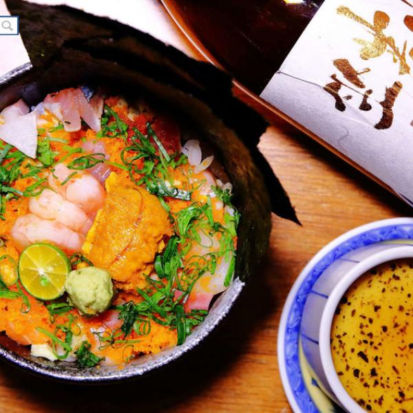 桃園市 餐飲 日式料理 坐著做。海鮮丼飯專門店