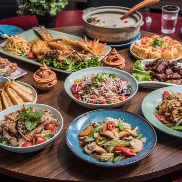 桃園市 餐飲 泰式料理 象迦泰式廚房