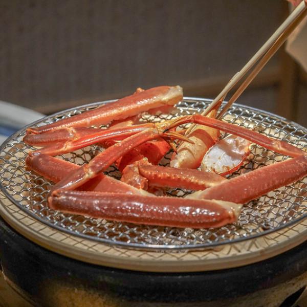 台北市 餐飲 日式料理 懷石料理 月夜岩 蟹懷石