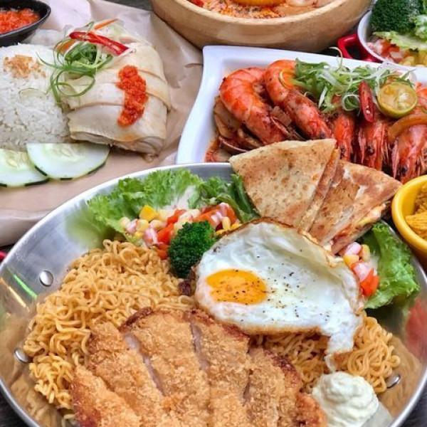 苗栗縣 餐飲 多國料理 南洋料理 丁椰正宗新加坡料理