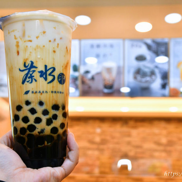 台中市 餐飲 飲料‧甜點 飲料‧手搖飲 茶水印-學士店
