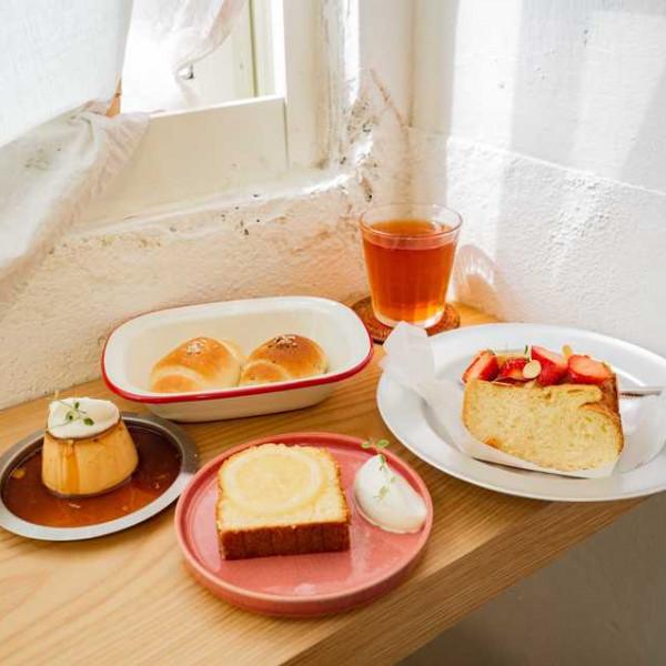 彰化縣 餐飲 糕點麵包 明明bakery