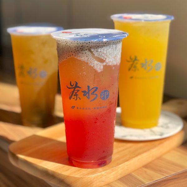 台中市 餐飲 飲料‧甜點 飲料‧手搖飲 茶水印