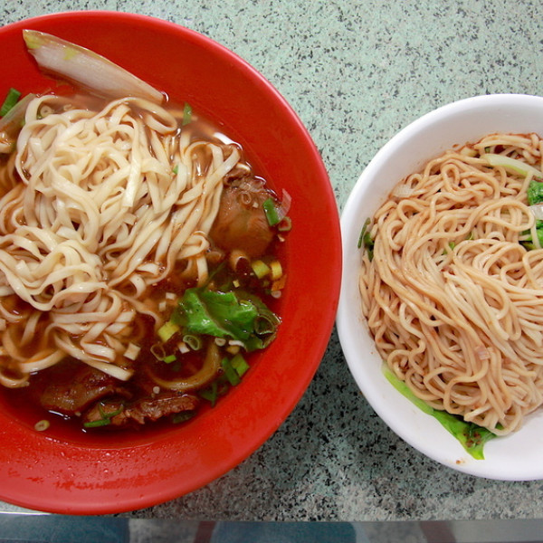 台南市 餐飲 中式料理 開元館紅燒牛肉麵