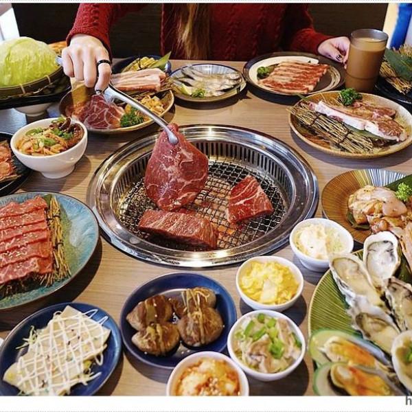 台中市 餐飲 燒烤‧鐵板燒 燒肉燒烤 羊角炭火燒肉 文心店