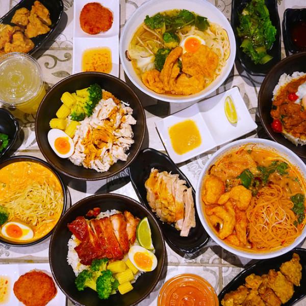 台北市 餐飲 泰式料理 這味泰泰 Mrs. Thai 微風南山店