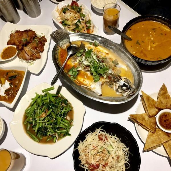 台中市 餐飲 泰式料理 泰星動泰式料理