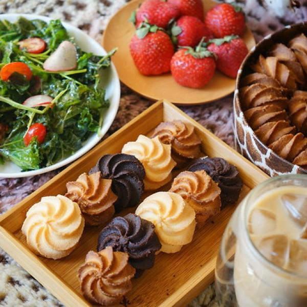 台中市 美食 餐廳 烘焙 蛋糕西點 短腿阿鹿餅乾漢口店