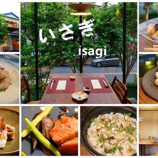 台中市 餐飲 日式料理 いさぎisagi台中